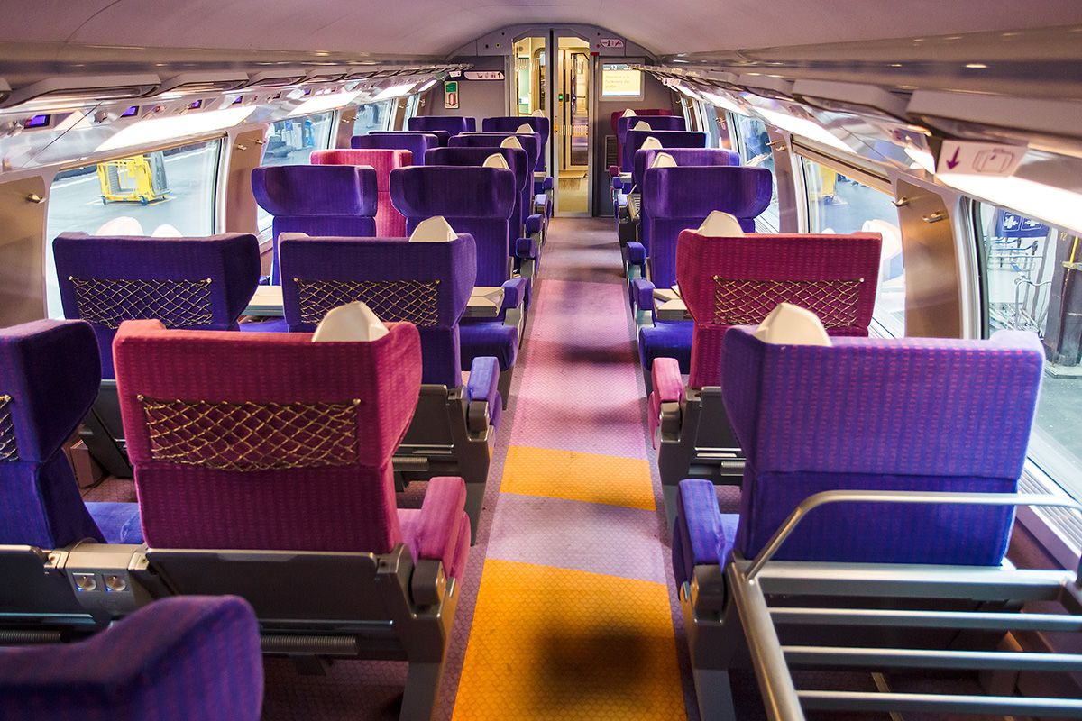 Archives for Interieur tgv